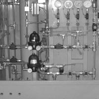 Cabine di Riduzione Mobili Metano