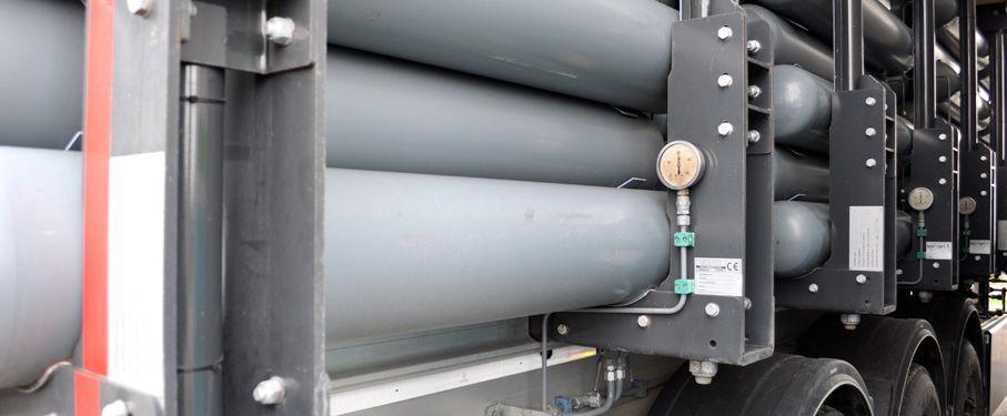 Noleggio Carri Bombolai per avviamento gruppi cogenerazione e impianti a biogas